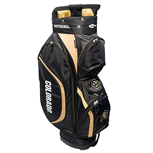 Team Golf NCAA Clubhouse Cart Bag, Colorado by Team Golf