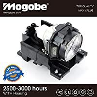 For DT00771 Compatible Projector Lamp with Housing for Hitachi Cp-X505 Cp-X600 Cp-X605 Cp-X608 Projector by Mogobe