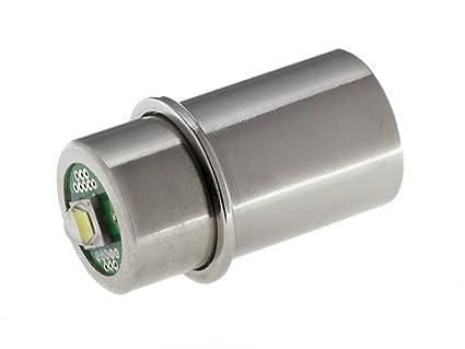 Led C 6 Rechange Poche Maglite Lampe De Pour Mag 3 Ampoule Lite rxBoQWCde