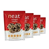Neat Vegan - Cowgirl Cookie Mix (9.5 oz.) (Pack of 4) - Non-GMO, Gluten-Free, Soy Free, Baking Mix