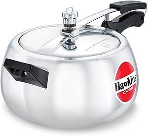 Hawkins Contura 5 Liters Aluminum Pressure Cooker