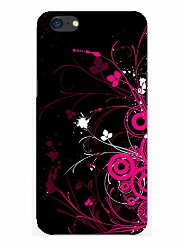 half off 00bb5 b9d2f TREECASE Printed Back Cover For Oppo A71