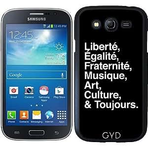Funda para Samsung Galaxy Grand i9082 - Libertad Igualdad Fraternidad by wamdesign