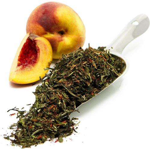 BigTeaHouse Peach Indulgence White Loose Tea 1 Lb