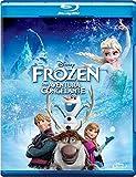 Blu-ray Disney Frozen Uma Aventura Congelante [ Audio and Subtitles in English and Brazilian Portuguese ]