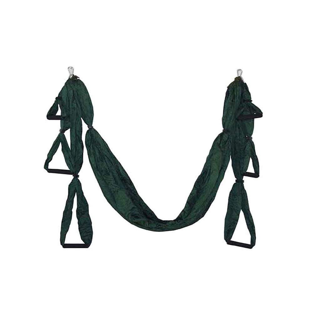 MIMI KING Antena Trapeze Yoga Swing Gym Fuerza antigravedad ...