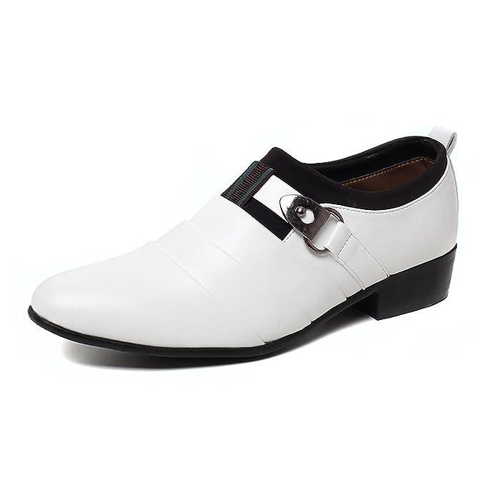 Minetom Uomo Autunno Scarpe Britannico Stile Elegante Oxford Scarpe Formale  Affari Pelle Scarpe Basse  Amazon.it  Abbigliamento 02cede21a07