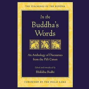 In the Buddha's Words Audiobook
