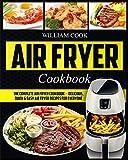 Air Fryer Cookbook: The Complete Air Fryer Cookbook