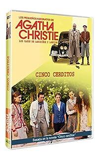 br/ Los pequeños asesinatos de agatha christie: cinco cerditos [DVD]br/