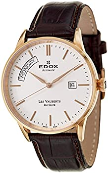 Edox Les Date Automatic Mens Watch