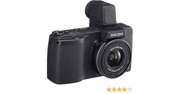 amazon com ricoh digital camera gx200 vf kit view finder vf 1 rh amazon com Ricoh Caplio R7 Ricoh G600