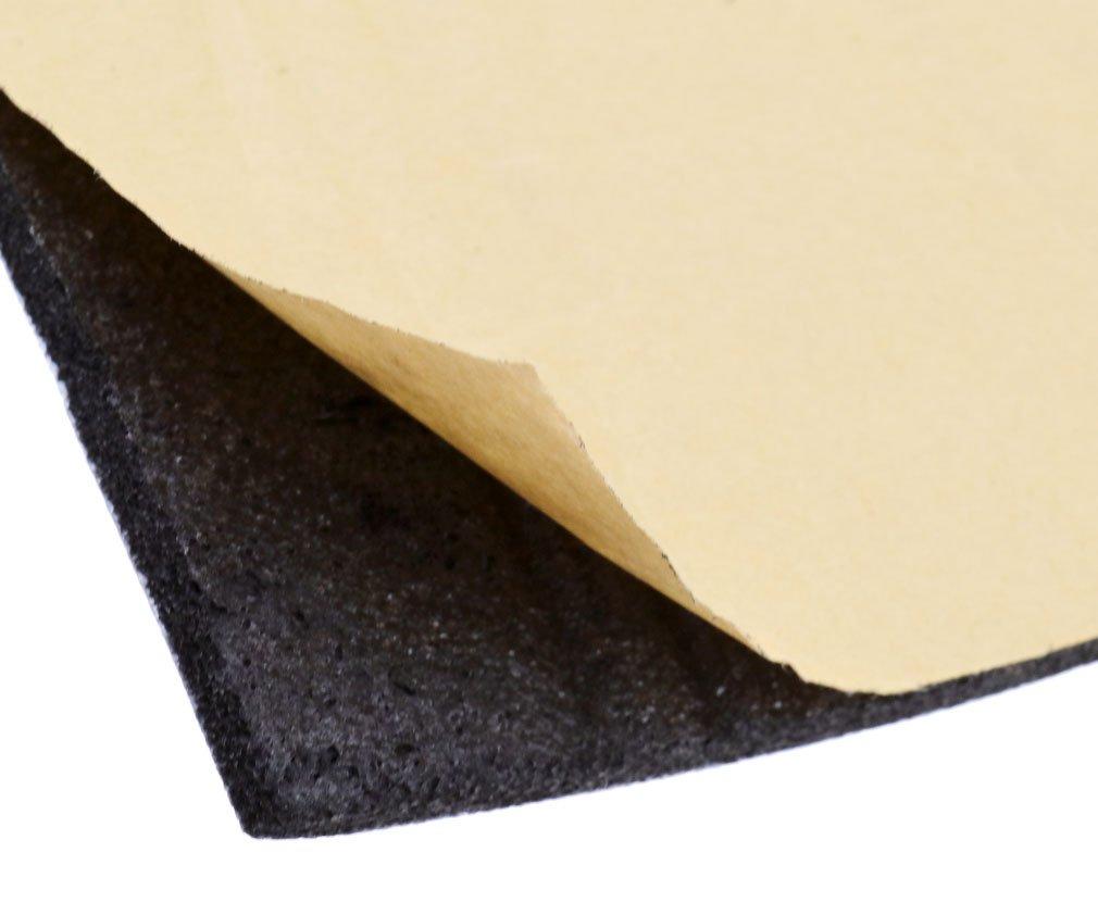 Scudo termico 6/x tappetino auto scarico marmitta isolamento FR Hood in fibra di vetro 50/x 30/cm