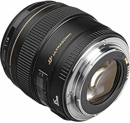 Canon EF 85mm f/1.8 USM - Objetivo para Canon (Distancia Focal ...
