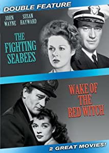 The Fighting Seabees / Wake Of The Red Witch (Double Feature) from Republic Pictures
