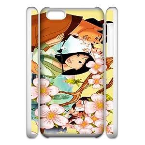 iphone5c Phone Case White Mulan General Li CZL5859408