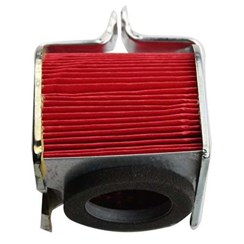 Helix Scooter (GOOFIT Air Filter for Honda Elite Helix CN250 CH250 Baja Kinroad 250cc Scooter Moped ATV Go Kart)