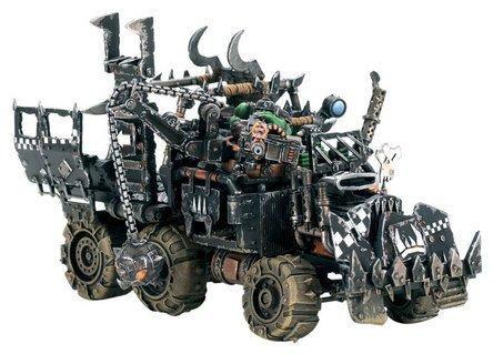 Games Workshop Warhammer 40k Ork Trukk
