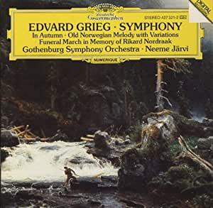 Symphony in c / In Autumn / Old Norwegian Melody w/ Variations / Funeral March