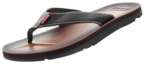 Levi's Mens Heartland LE J2 Sandals in Brown ...