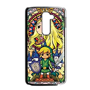 LG G2 Cell Phone Case Black Legend of Zelda as a gift O6734619