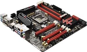 Asrock Z77 Professional-M -Placa base, Intel 4DDR3, 32GB,HDMI+DP, 2PCI-E 3.0