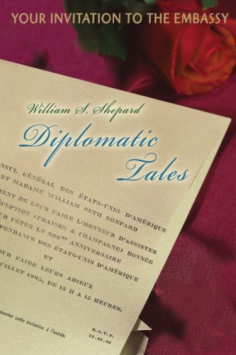 Diplomatic Tales: Your Invitation To The Embassy