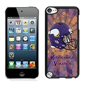 NFL Minnesota Vikings iPod Touch 5 Case YMH90900 NFL Phone Case Cover Customized Unique