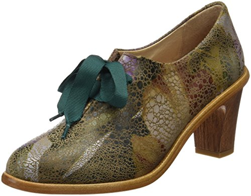 Neosens Damen S534 Fantasy Floral Taupe/Cynthia Pumps Mehrfarbig (Floral Taupe)