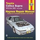img - for Toyota Celica Supra, 1979-1992 (Haynes Manuals) book / textbook / text book