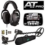 "Garrett AT PRO with MS-2 Headphones and 50"" Travel Carry Bag"