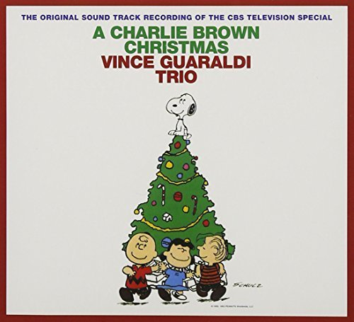 A Charlie Brown Christmas [2012 Remastered & Expanded Edition] by Vince Guaraldi Trio (2012-10-09) (Vince Brown Charlie A Guaraldi Christmas)