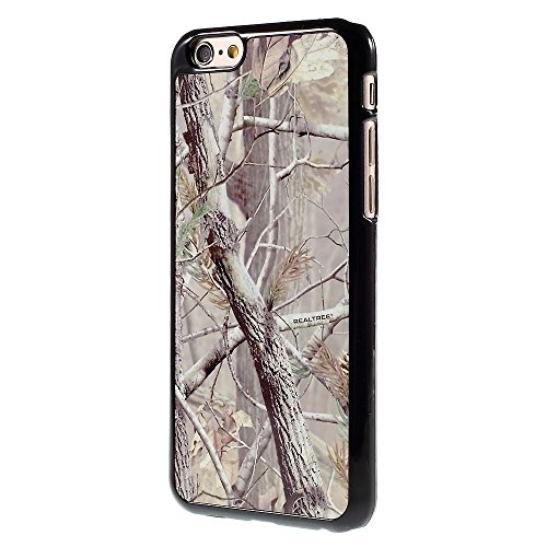 Apple iPhone 6/6S Étui Housse Case plastique dur Tronc d'arbre photo multicolore decui Multicolore Plastique rigide Coque