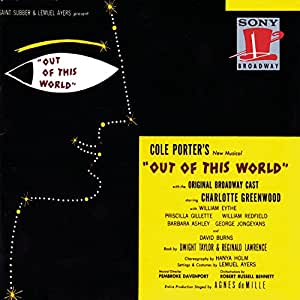Out Of This World (1950 Original Broadway Cast)