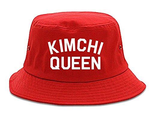 Kimchi Queen Food Bucket Hat - Kimchi Queen