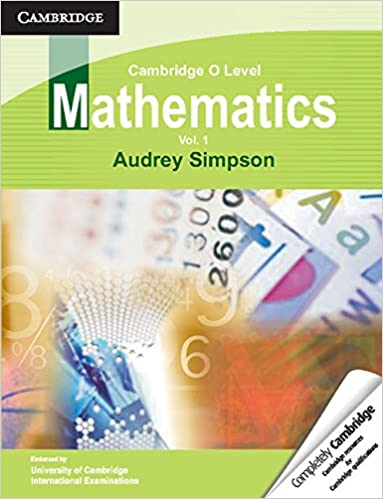 o level maths book download