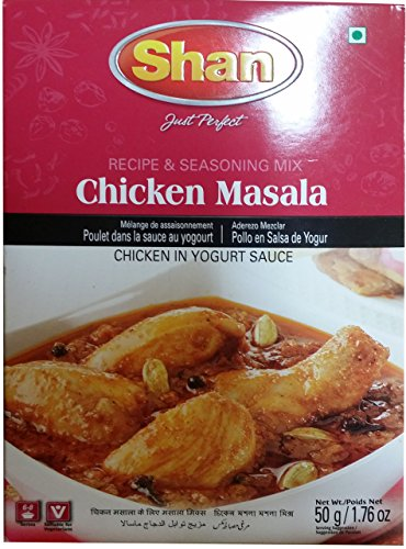 Shan Chicken Curry Mix (Masala) (Pack of ()