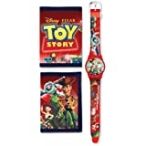 Toy Story Watch & Wallet Set