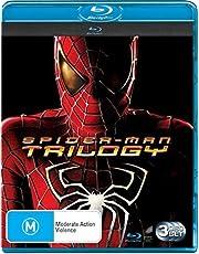 Spider-Man Trilogy (Blu-ray)