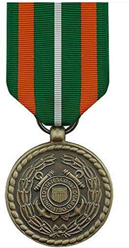 Guard Achievement Medal - Vanguard Full Size Coast Guard Achievement Medal Award
