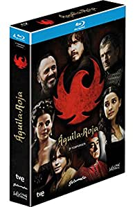 Aguila Roja-3ª Temporada (4 Bd) [Blu-ray]