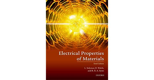 Amazon.com: Electrical Properties of Materials ...