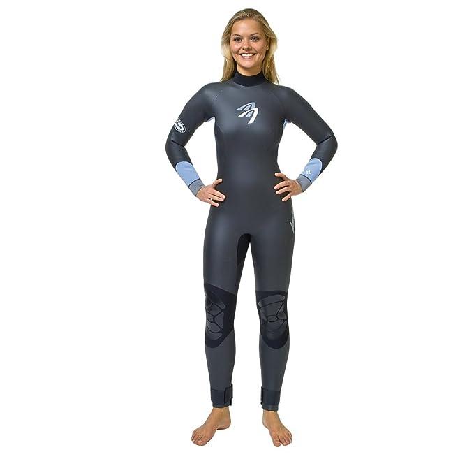 ASCAN C3 Titan traje de neopreno para surf de 4 mm, todas ...
