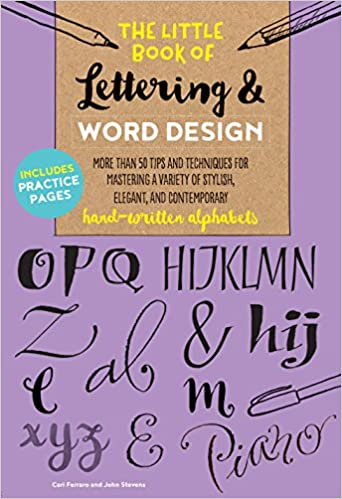Buy The Little Book Of Lettering Word Design More Than 50