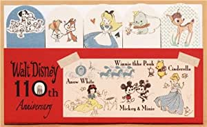 Pegatinas post-it marcador Disney cuento Alicia Dumbo