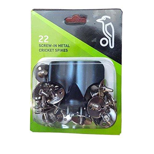 KOOKABURRA Steel Spikes (20-Pack)