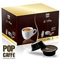 Pop Caffe' E-Mio .2 Cremoso - 100 capsule