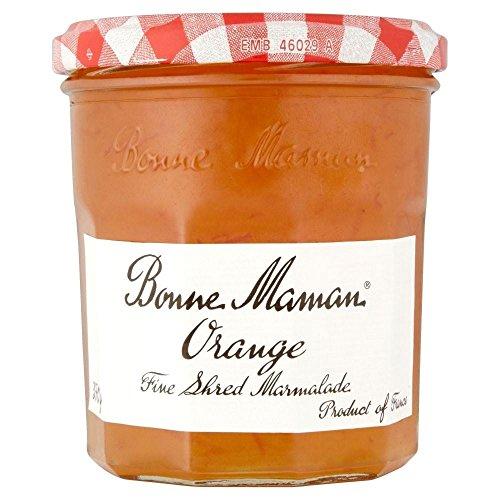 Bonne Maman Orange Marmalade (370g) - Pack of 2 by Bonne Maman