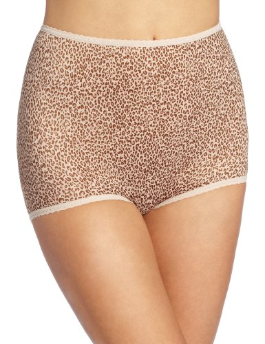 Bali Skimp Skamp Brief, Sexy Animal Print, - Leg Sexy Animal Print