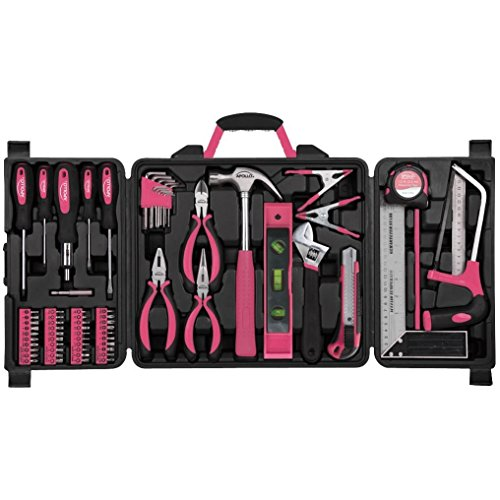 Apollo Caddy - Apollo Precision Tools DT0204P Household Tool Kit, 71-Piece